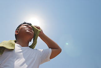 What Are the Signs of Heatstroke?